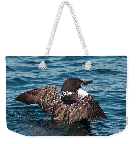 Spreading My Wings Weekender Tote Bag