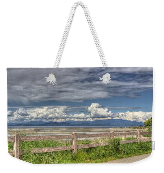 Spring Afternoon Weekender Tote Bag