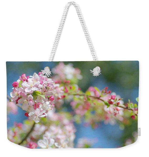 Spring Bouquet 2 Weekender Tote Bag