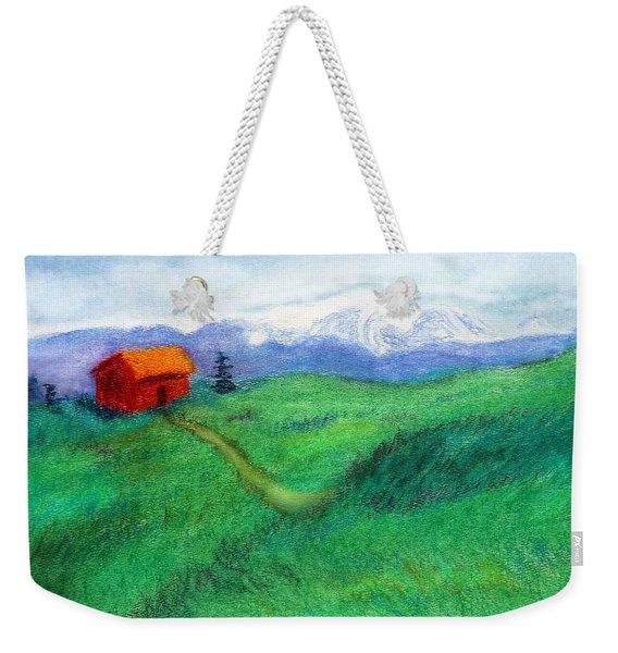 Spring Day Weekender Tote Bag