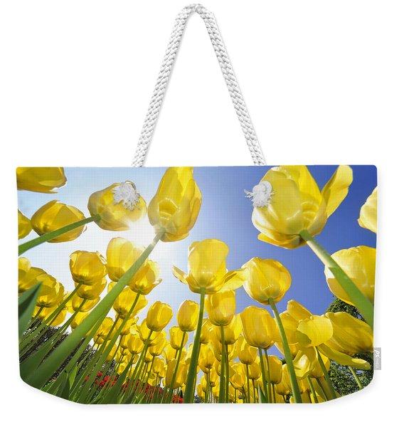 Spring Flowers 5 Weekender Tote Bag