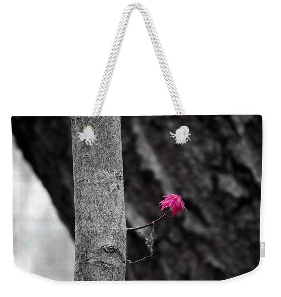 Spring Maple Growth Weekender Tote Bag