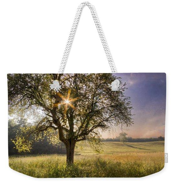 Spring Jewel Weekender Tote Bag