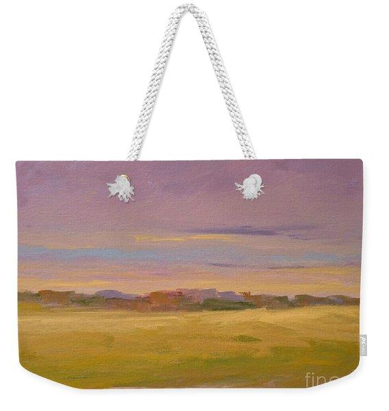 Spring Morning In Carolina Weekender Tote Bag