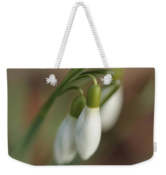 Springtime In Motion Weekender Tote Bag