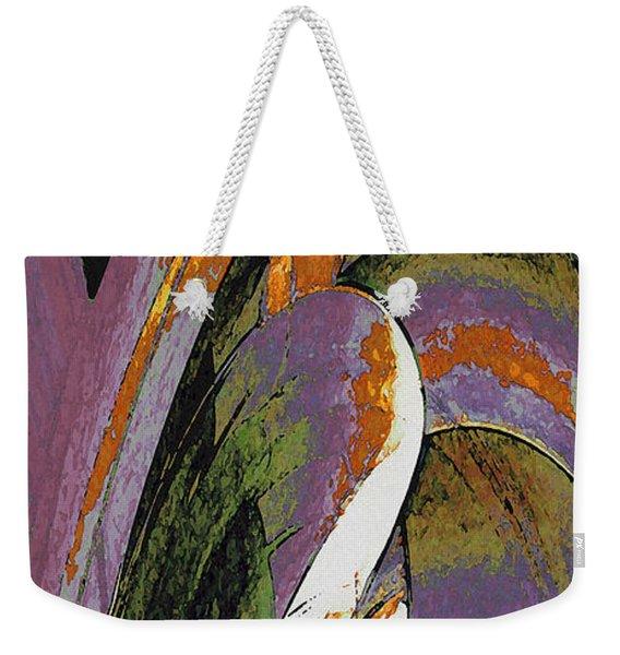 Spruce Goose Weekender Tote Bag