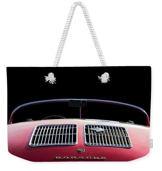 Spyder Red Weekender Tote Bag