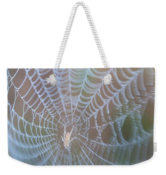 Spyder's Web Weekender Tote Bag