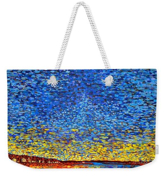 St. Andrews Sunset Weekender Tote Bag