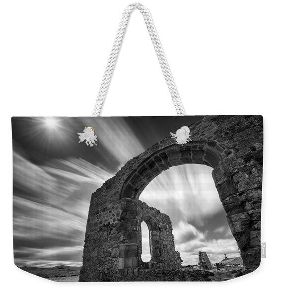 St Dwynwen's Church Weekender Tote Bag