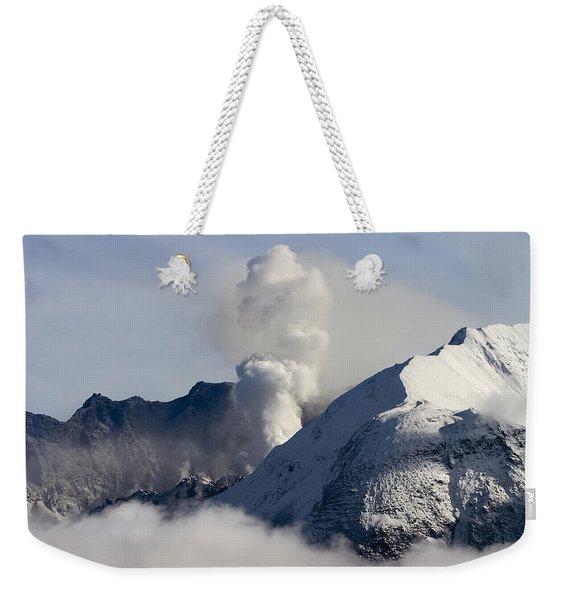 St Helens Rumble Weekender Tote Bag
