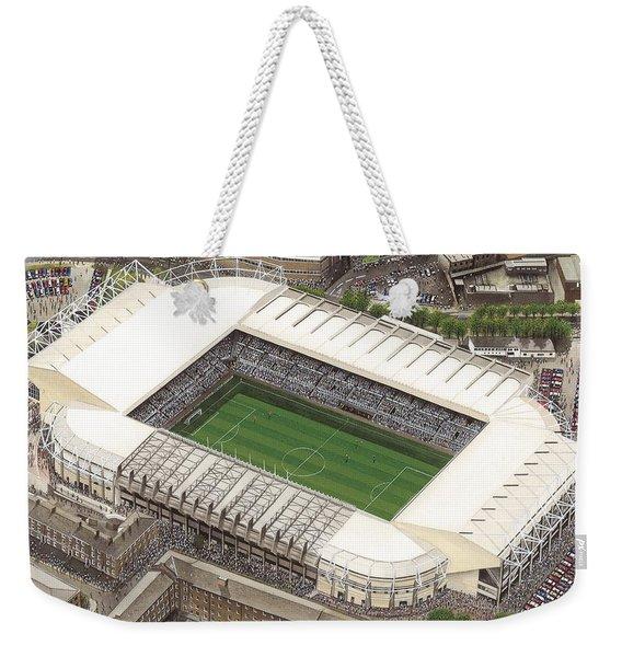 St James Park - Newcastle United Weekender Tote Bag