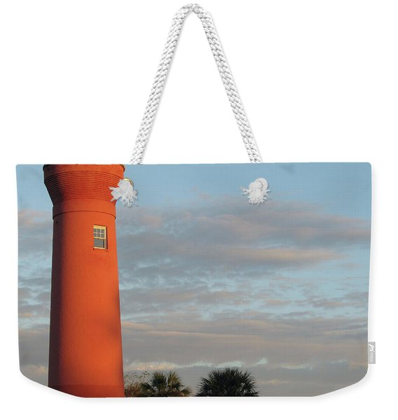 St. Johns River Lighthouse II Weekender Tote Bag