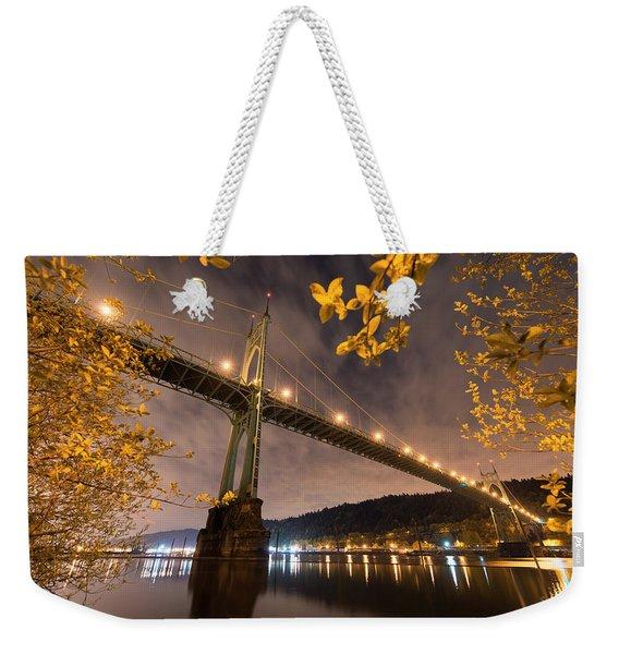 St. John's Splendor Weekender Tote Bag
