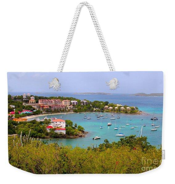 St John's View Weekender Tote Bag