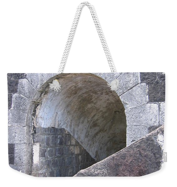 St. Kitts  - Brimstone Hill Fortress Weekender Tote Bag