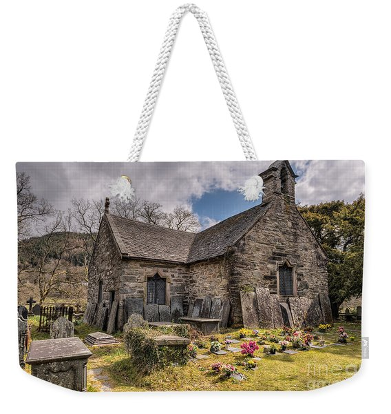 St Michaels Church Weekender Tote Bag