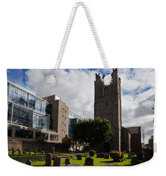 St Michens Church, 1686, Dublin City Weekender Tote Bag