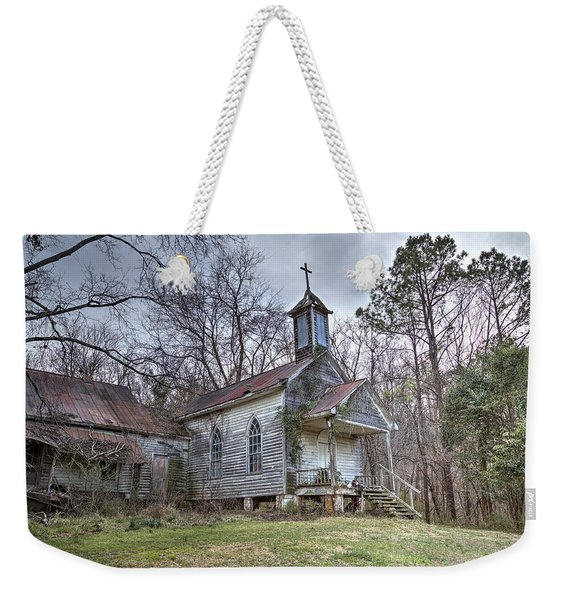 St. Simon's Church Weekender Tote Bag