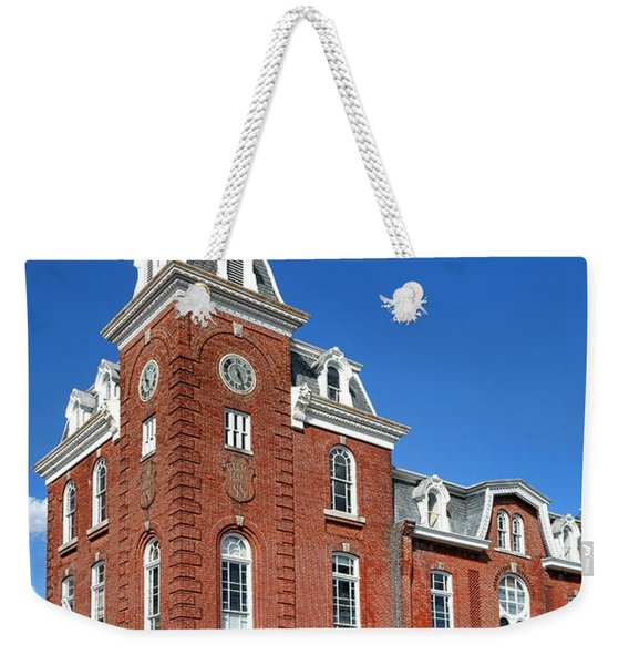Stam's Hall Weekender Tote Bag
