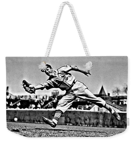 Stan Musial Weekender Tote Bag