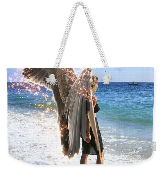 Stand Your Ground  Weekender Tote Bag
