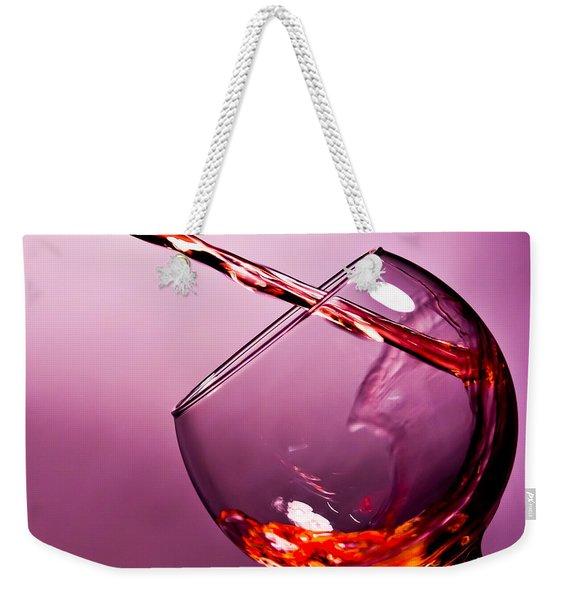 Standing Water Weekender Tote Bag