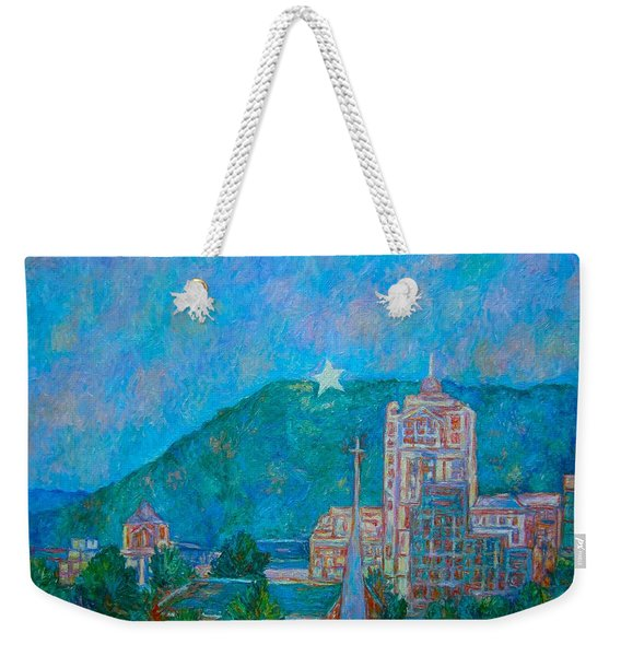 Star City Weekender Tote Bag