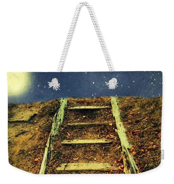 Starclimb Weekender Tote Bag