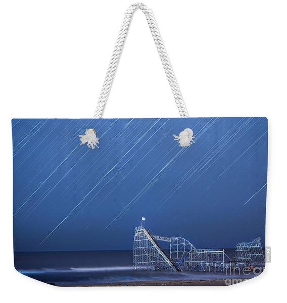 Starjet Under The Stars Weekender Tote Bag