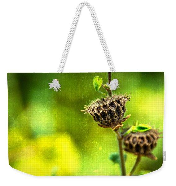 Stark Beauty Weekender Tote Bag