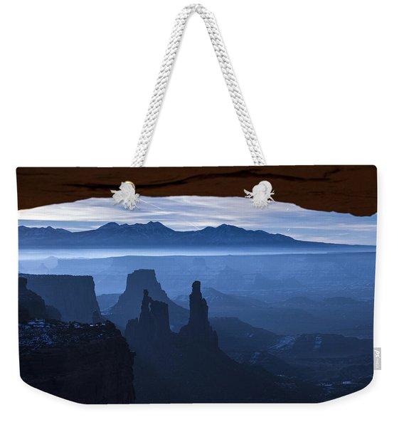 Starlit Mesa  Weekender Tote Bag