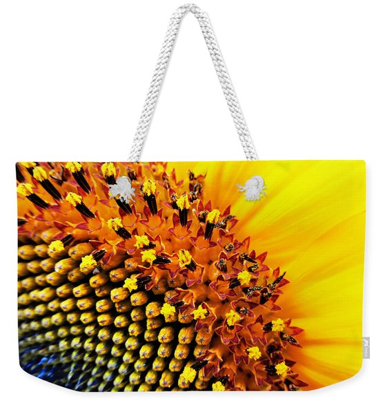 Stars Of The Sun Weekender Tote Bag
