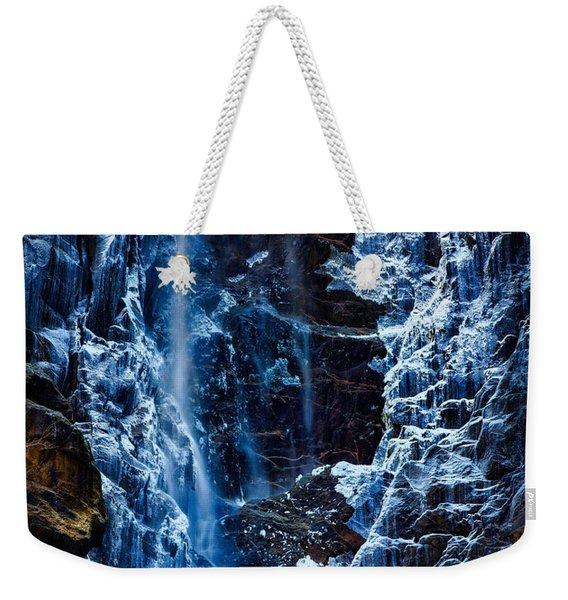 Start Of Spring Bridalvail Fall Weekender Tote Bag
