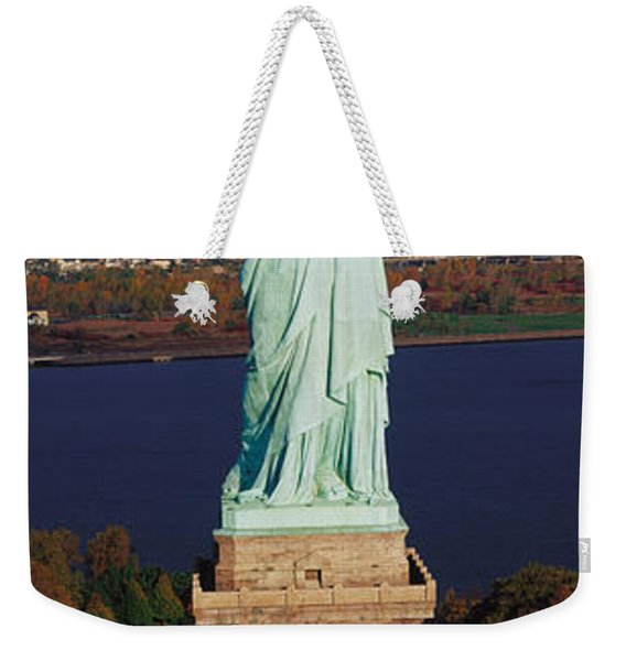 Statue Of Liberty, Nyc, New York City Weekender Tote Bag