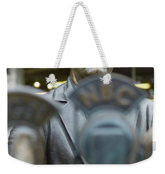 Statue Of Us President Franklin D Weekender Tote Bag
