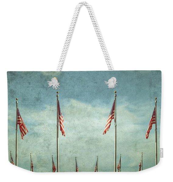 Steadfast Weekender Tote Bag