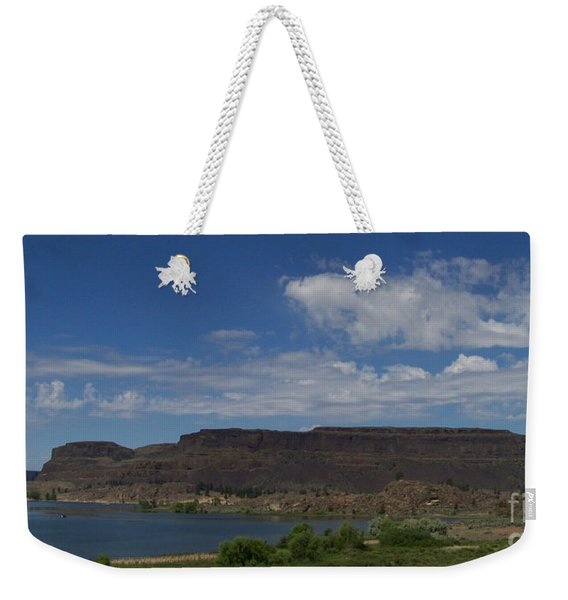 Steamboat Rock Weekender Tote Bag