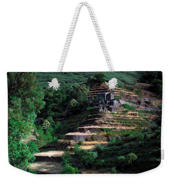 Step By Step Up Weekender Tote Bag