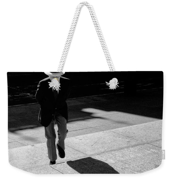 Steps Of Metropolitan Museum Weekender Tote Bag