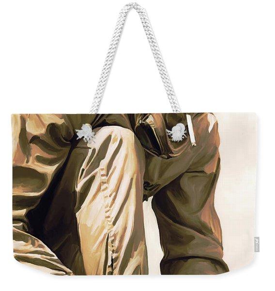 Steve Mcqueen Artwork Weekender Tote Bag