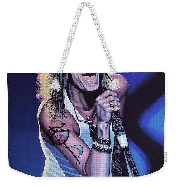 Steven Tyler 3 Weekender Tote Bag