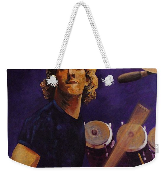 Stewart Copeland - The Police Weekender Tote Bag