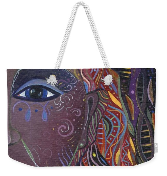 Still A Mystery 2 Weekender Tote Bag