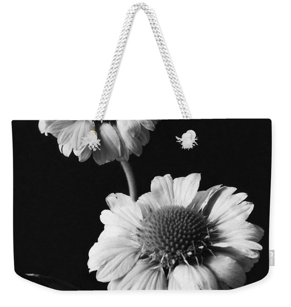 Still Life Of Flowers Weekender Tote Bag