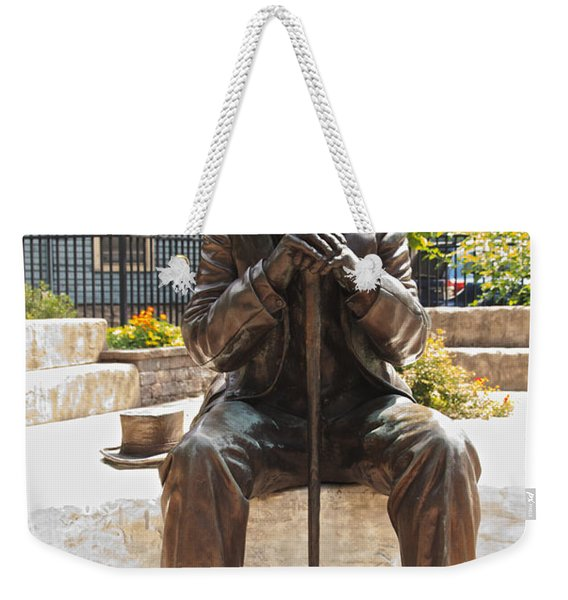 Still Waiting Weekender Tote Bag