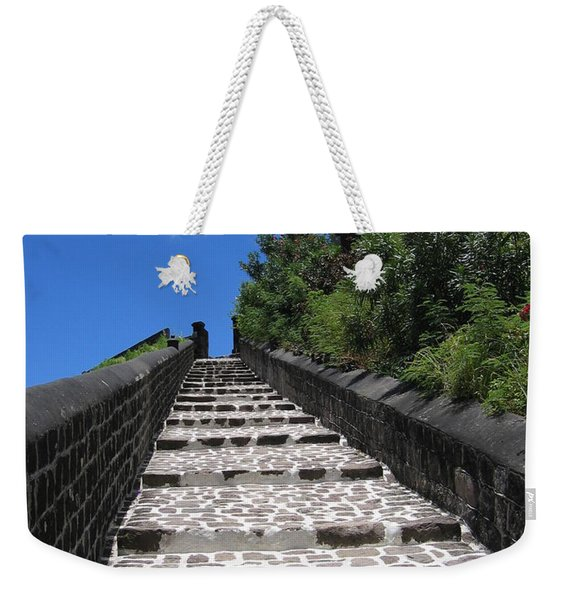 St.kitts - Ascent Weekender Tote Bag