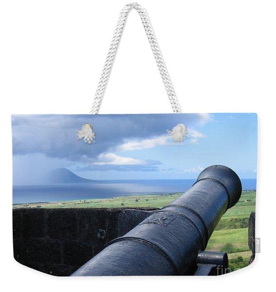 St.kitts Nevis - On Guard Weekender Tote Bag