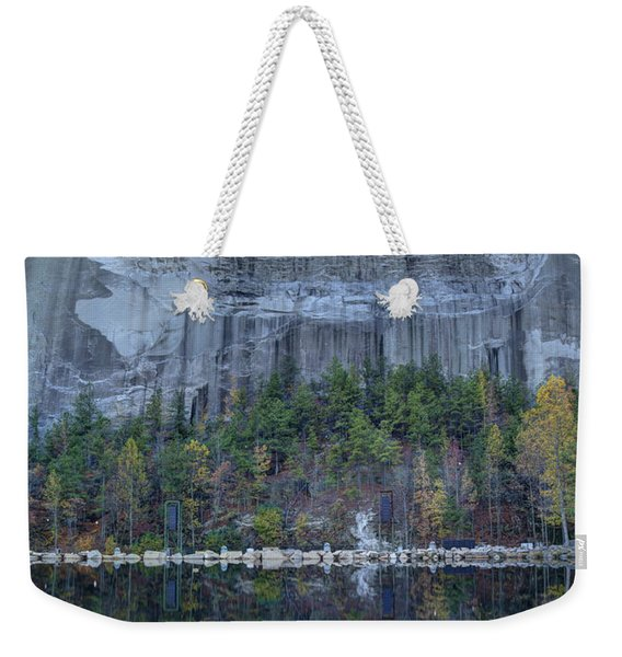 Stone Mountain - 2 Weekender Tote Bag