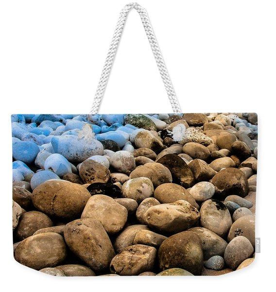 Stone Path Weekender Tote Bag